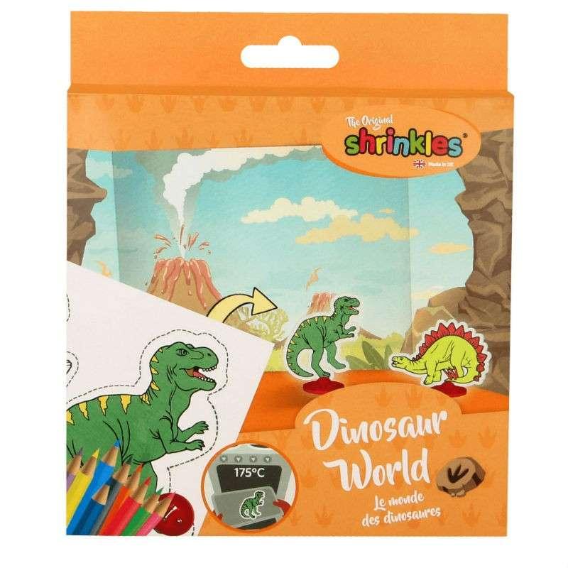 Kids Krafts Komplekts radošam darbam Dinozauri