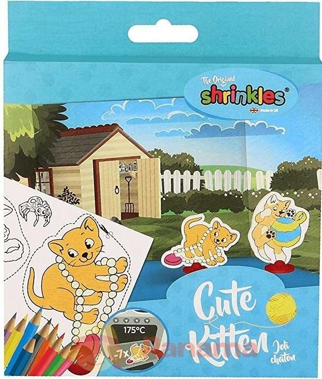 Kids Krafts Komplekts radošam darbam Kaķis