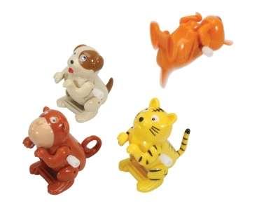 Kids Krafts Uzvelkamā rotaļlieta Dzīvnieki