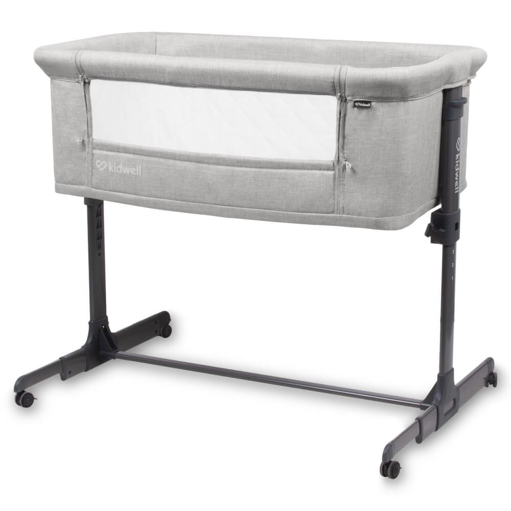 Kidwell Alula Grey Bērnu gulta-tranformeris 3in1