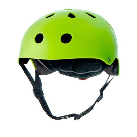 KinderKraft'18 Safety Green Certificēta, regulējama ķivere bērniem (48-52)