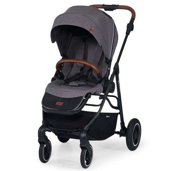 Kinderkraft All Road Grey Sporta rati