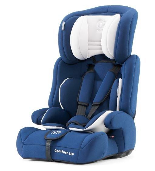 Kinderkraft Comfort Up Navy Bērnu autosēdeklis 9-36 kg