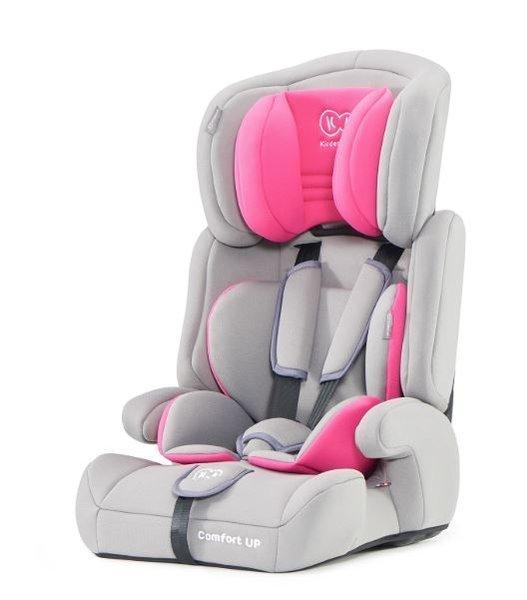Kinderkraft Comfort Up Pink Bērnu autosēdeklis 9-36 kg