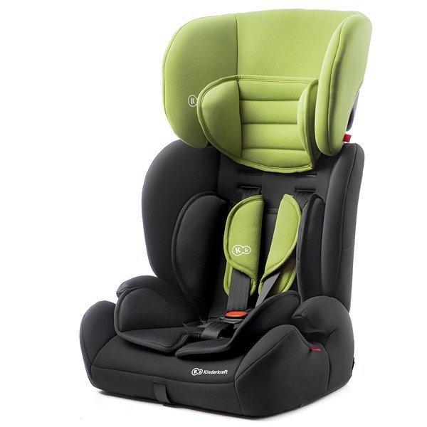 Kinderkraft Concept Green Bērnu autosēdeklis 9-36 kg