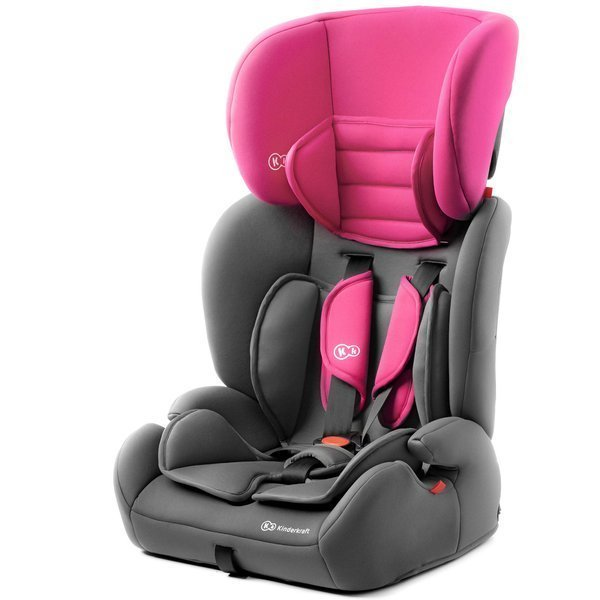 Kinderkraft Concept Pink Bērnu autosēdeklis 9-36 kg