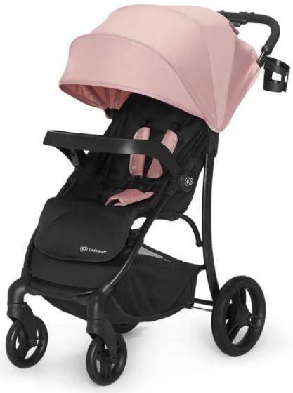 Kinderkraft Cruiser Pink Sporta rati