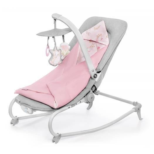 Kinderkraft Felio Peony Rose 2020 Šūpuļkrēsls