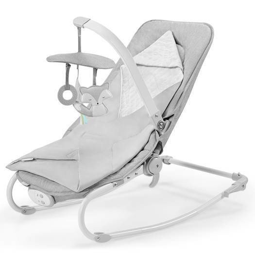 Kinderkraft Felio Stone Grey 2020 Šūpuļkrēsls