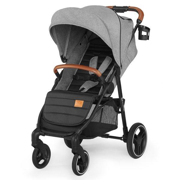 Kinderkraft Grande LX Grey Sporta rati
