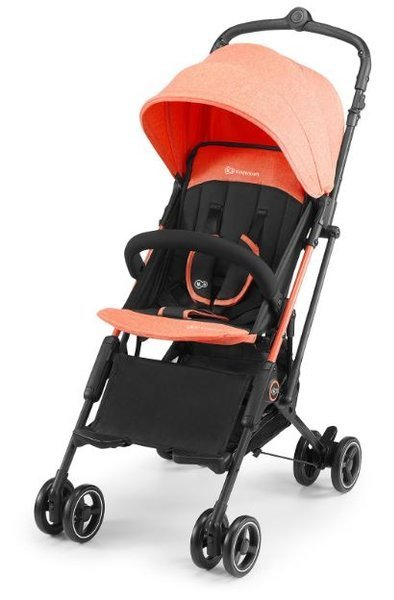 Kinderkraft Mini Dot Coral Sporta rati