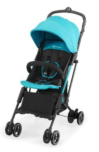 Kinderkraft Mini Dot Turquoise Sporta rati