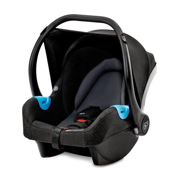 Kinderkraft Mink Black Melange Bērnu autosēdeklis 0-13 kg