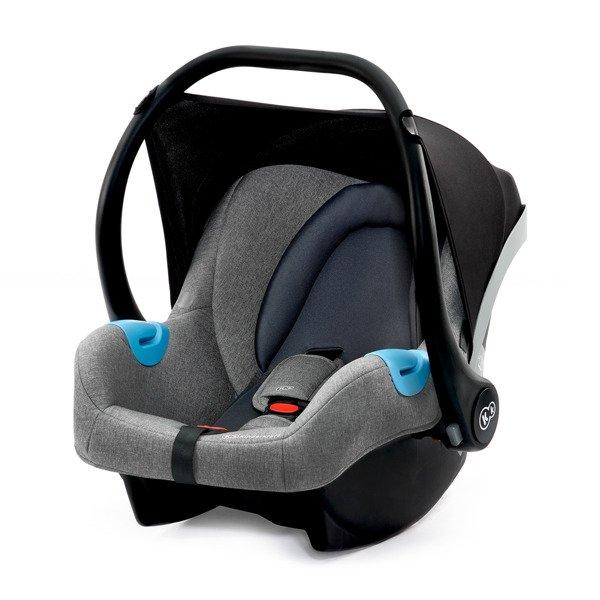 Kinderkraft Mink Grey Melange Bērnu autosēdeklis 0-13 kg