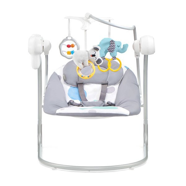 KinderKraft Minky Mint Šūpuļkrēsls