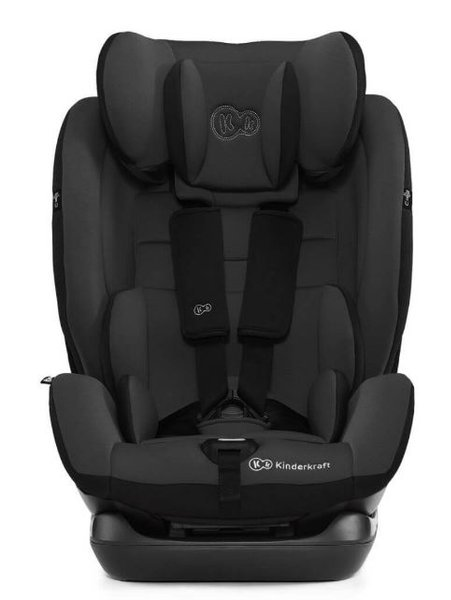 Kinderkraft Myway Black Bērnu autosēdeklis 0-36 kg
