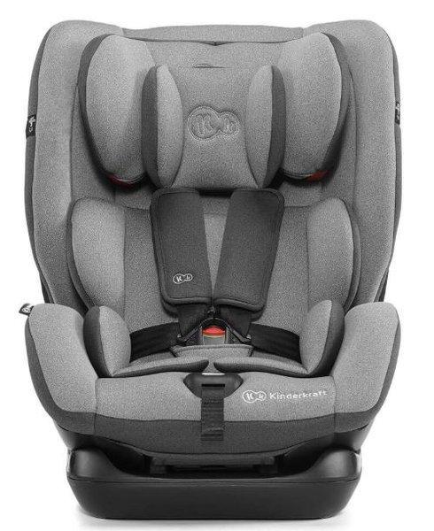 Kinderkraft Myway Grey Bērnu autosēdeklis 0-36 kg