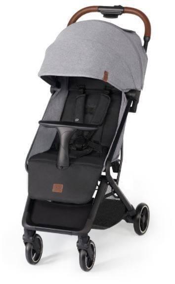 Kinderkraft Nubi Grey Sporta ratiņi
