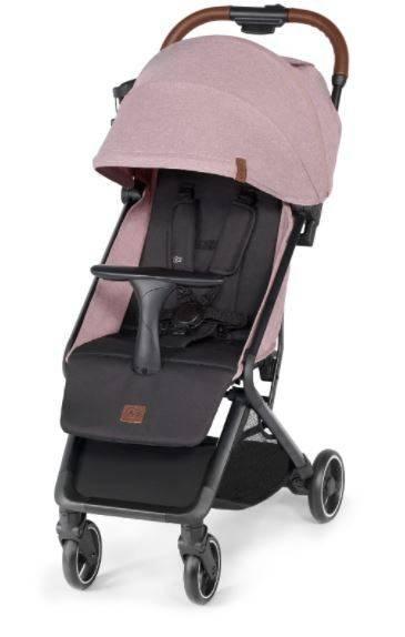 Kinderkraft Nubi Pink Sporta ratiņi