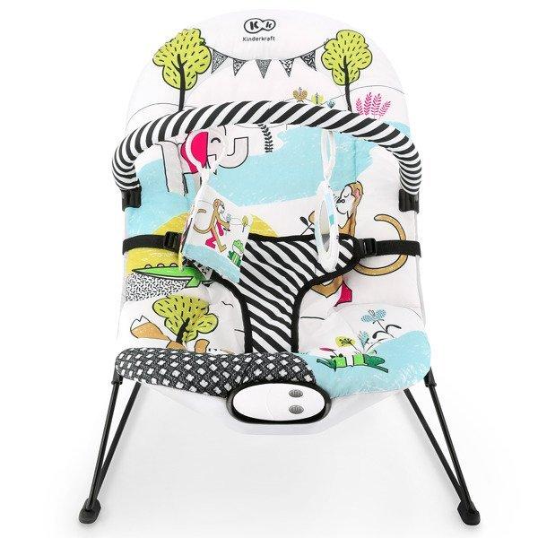 Kinderkraft Smartfun Šūpuļkrēsls