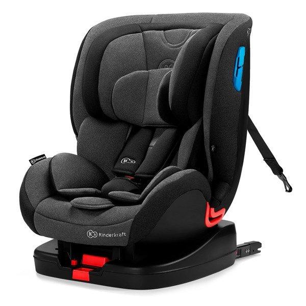 Kinderkraft Vado Black Bērnu autosēdeklis 0-25 kg