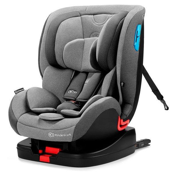 Kinderkraft Vado Grey Bērnu autosēdeklis 0-25 kg