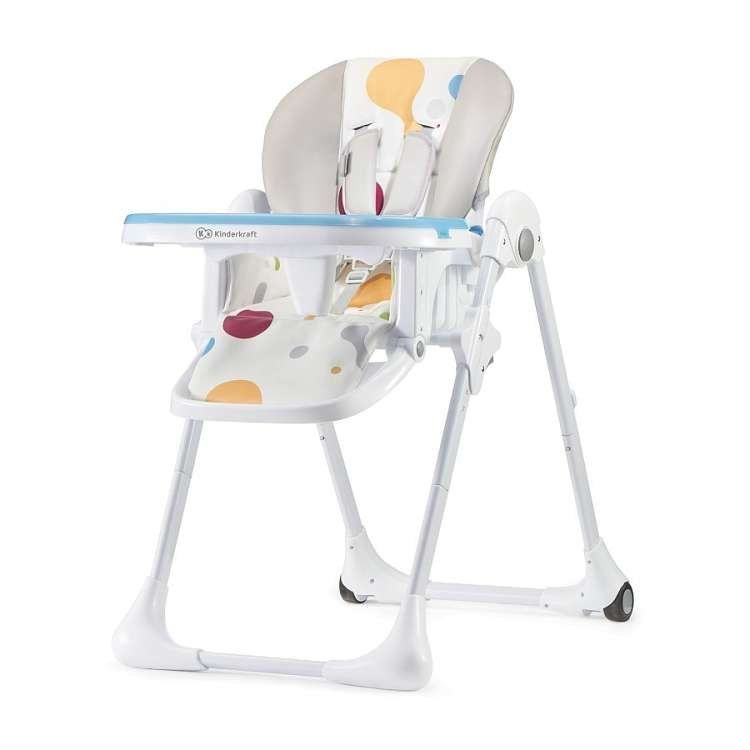 KinderKraft Yummy MULTI Barošanas krēsls