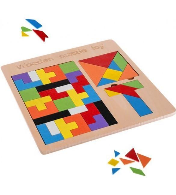 Koka puzle 3in1 11226
