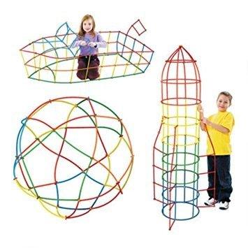 Konstruktors bērniem no stienīšiem 680 det. l20078