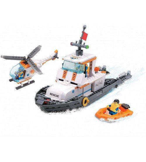Konstruktors Glābšanas laiva 433 elementi 6+ KB85008