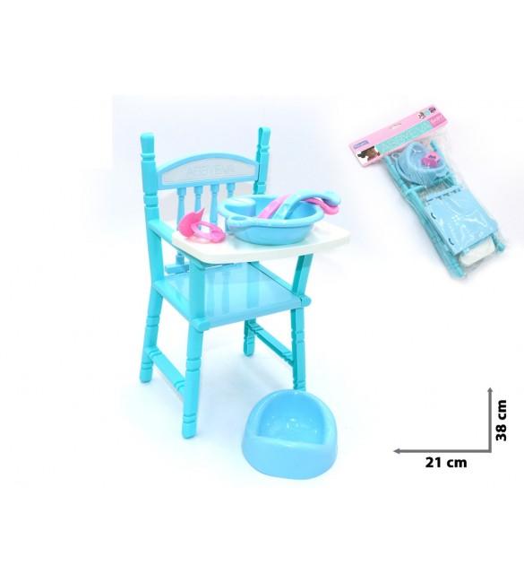 Krēsliņš lellei TG423351
