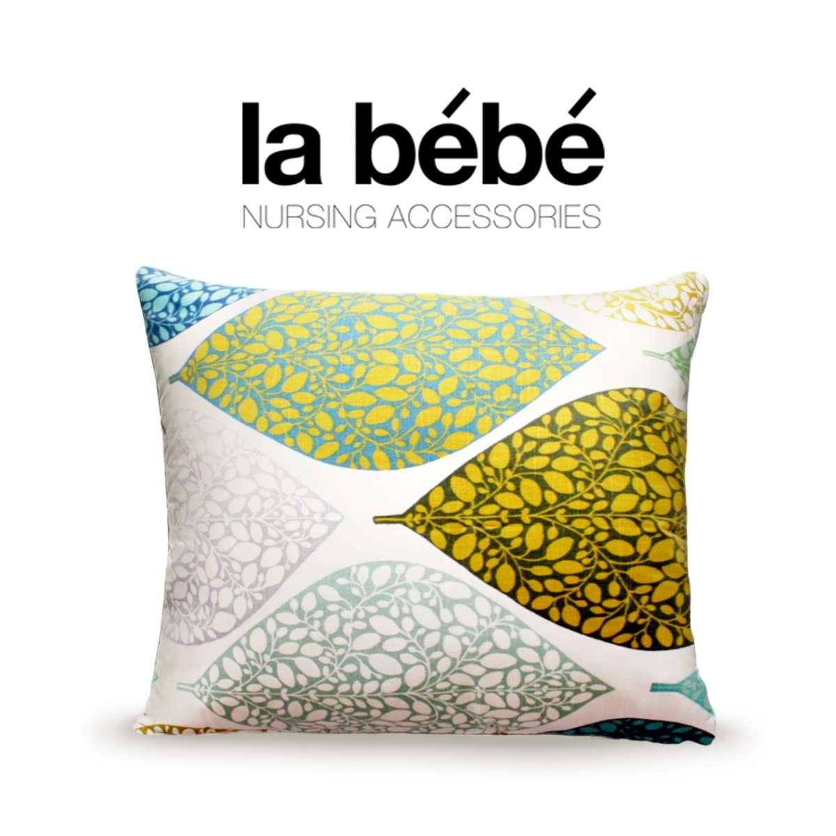 La Bebe Cotton Deco spilvendrāna 45x45 cm