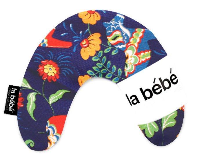 La Bebe Mimi Nursing Cotton Pillow Art.3314 Dala Horse Pakaviņš spilventiņš 19x46cm