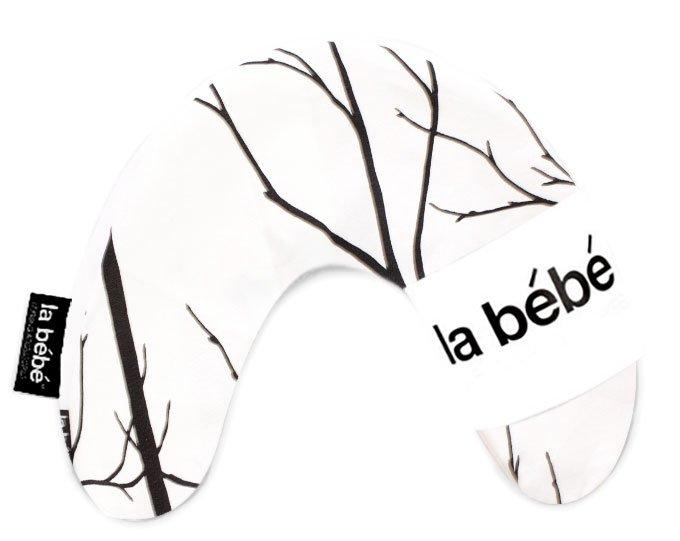 La Bebe Mimi Nursing Cotton Pillow Black Branch Pakaviņš spilventiņš 19x46cm