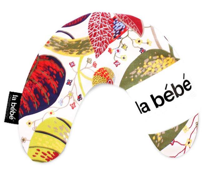 La Bebe Mimi Nursing Cotton Pillow Color Full Summer Pakaviņš spilventiņš 19x46cm