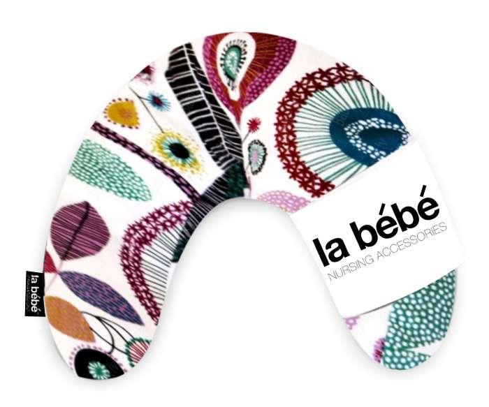 La Bebe Mimi Nursing Cotton Pillow Dots Atbalsta pakaviņš spilventiņš 19x46 cm
