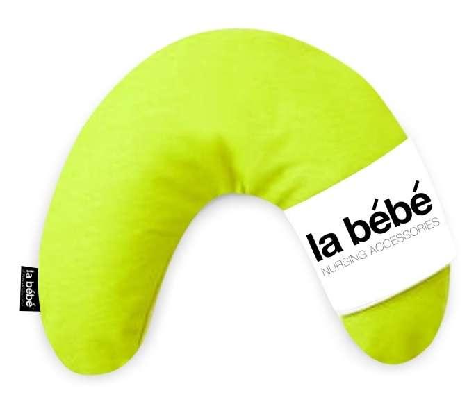 La Bebe Mimi Nursing Cotton Pillow Olive green Atbalsta pakaviņš spilventiņš 19x46cm ceļojumiem