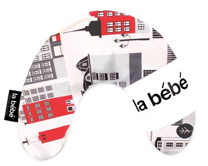 La Bebe Mimi Nursing Cotton Pillow Сityscape pakaviņš spilventiņš 19*46cm