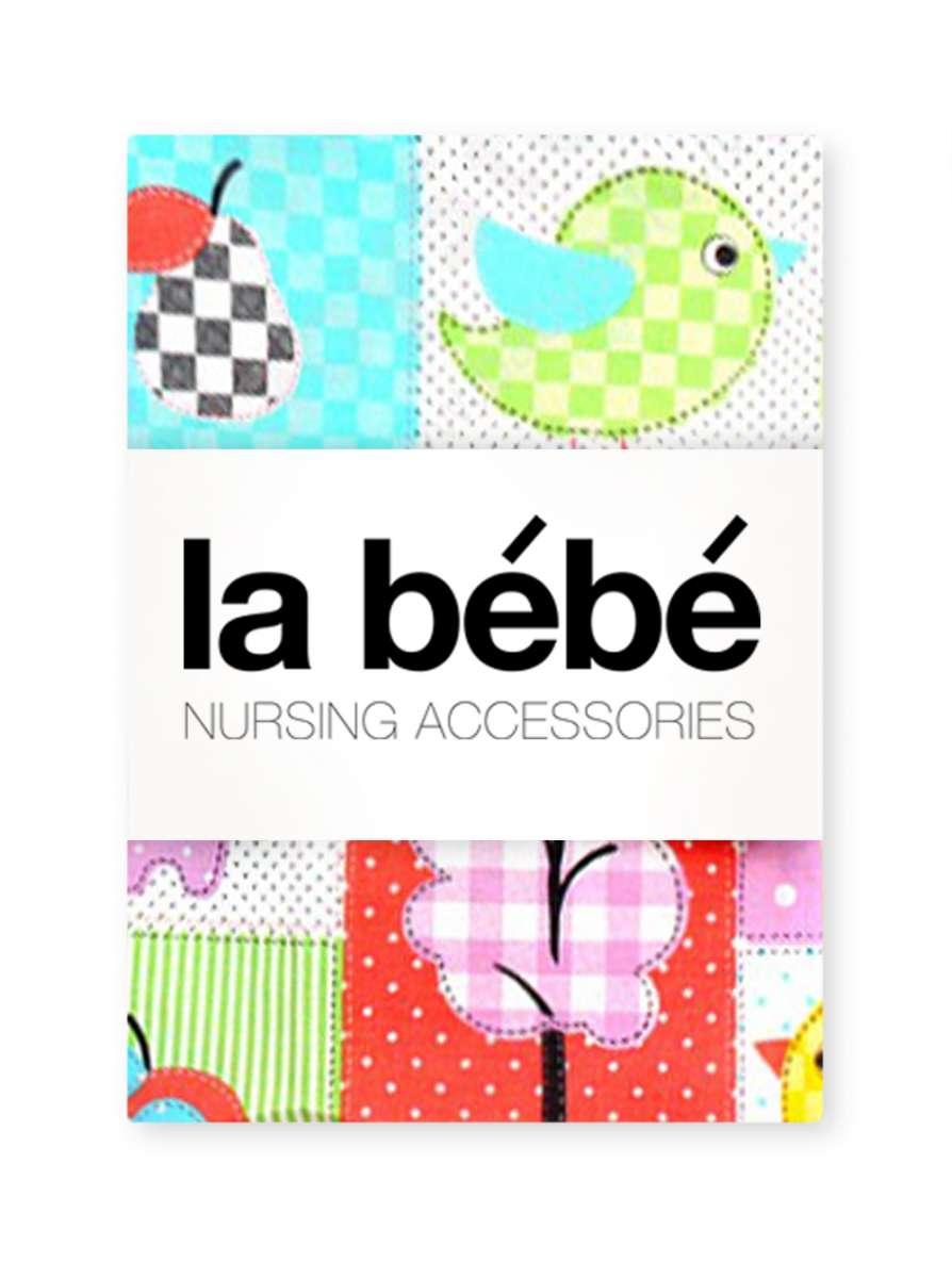 La Bebe Nursing Bērnu kokvilnas virspalags 60x90 cm