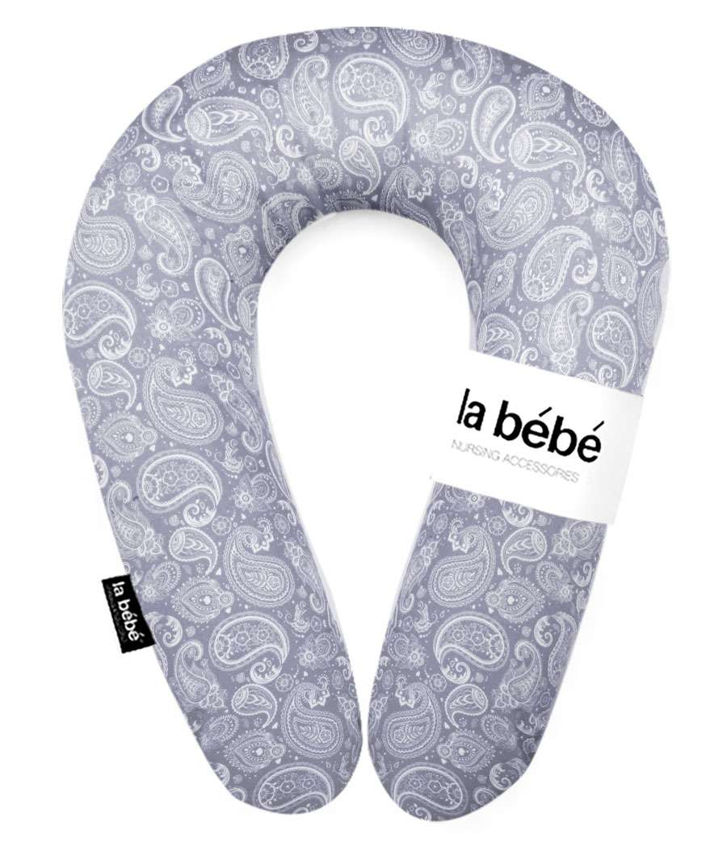 La Bebe Nursing Maternity Pillow Snug Eastern Mod Pakaviņš mazuļa barošanai 20x70 cm