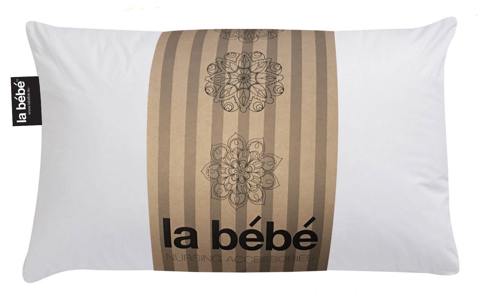 La Bebe Nursing Pillow Almo Bērnu spilvens ar sintepona pildījumu 40x60cm