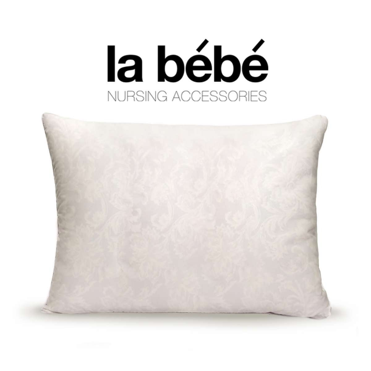 La Bebe Nursing Pillow Fjädrar Bērnu dūnu spilvens 60x40 cm