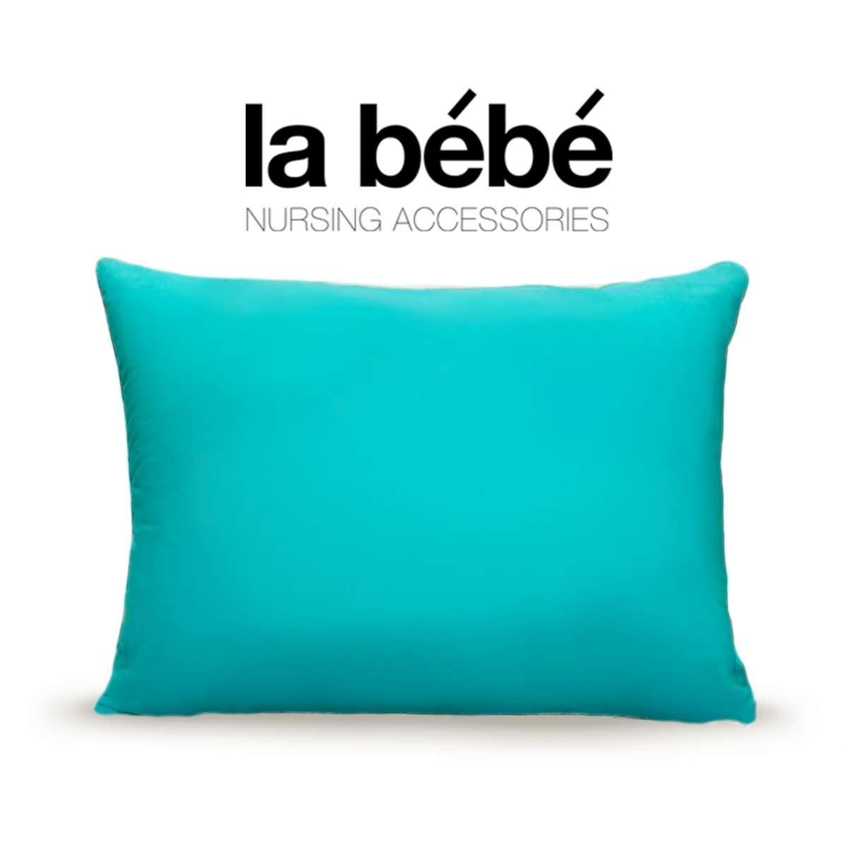 La Bebe Nursing Pillow Fjädrar Spilvens ar spalvu/dūnu pildījumu 40x40cm