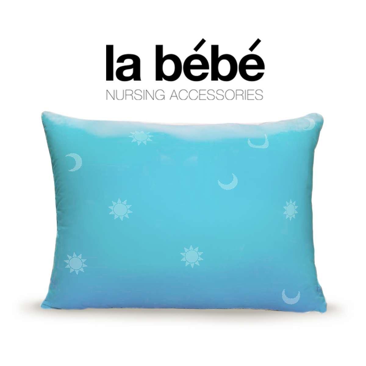 La Bebe Nursing Pillow Fjädrar Spilvens ar spalvu/dūnu pildījumu 60x40cm