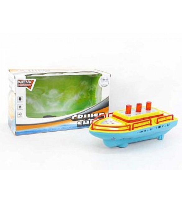 Laiva B&G ar skaņu un gaismu ICM AE007703