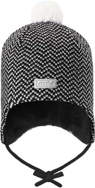 Lassie Black Bērnu vilnas cepure