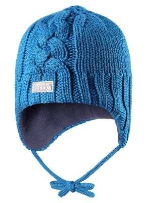 Lassie Blue Bērnu vilnas cepure zēniem