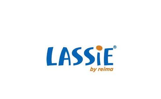 Lassie Blue Mazuļu termoflīsa kombinezons