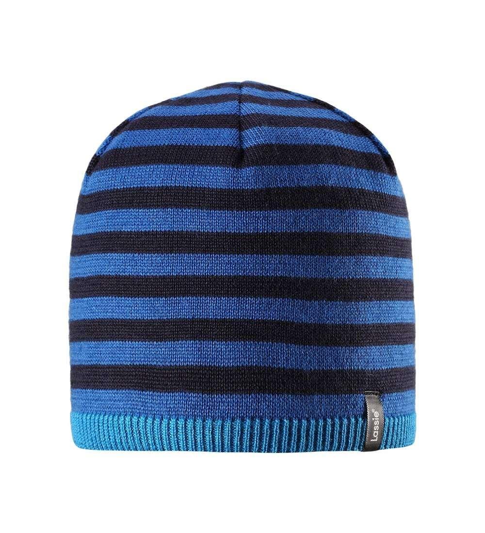 Lassie Dark Blue Bērnu cepure puikam