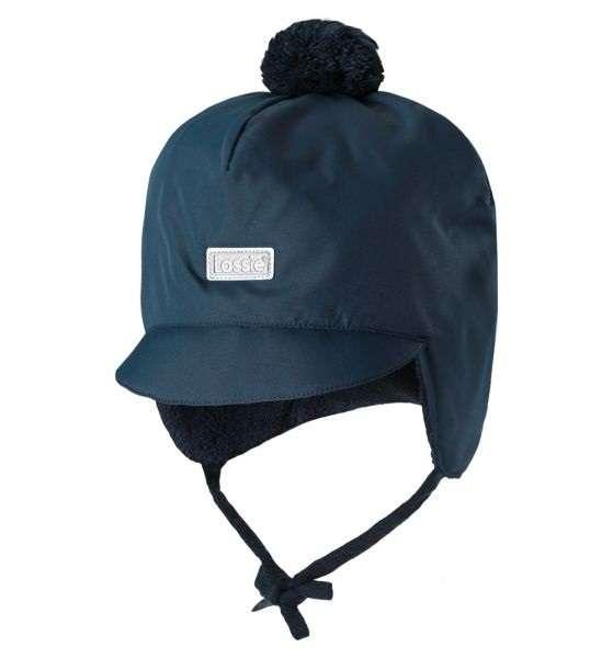 Lassie Dark Blue Bērnu ziemas cepure